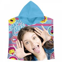 Kids Licensing  wd18206  ręcznik kąpielowy z kapturem dla Soy Illustrated O Soy Luna