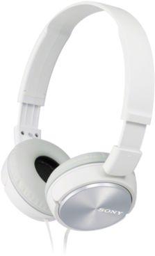 Słuchawki SONY MDRZX310APW.CE7. > DARMOWA DOSTAWA ODBIÓR W 29 MIN DOGODNE RATY