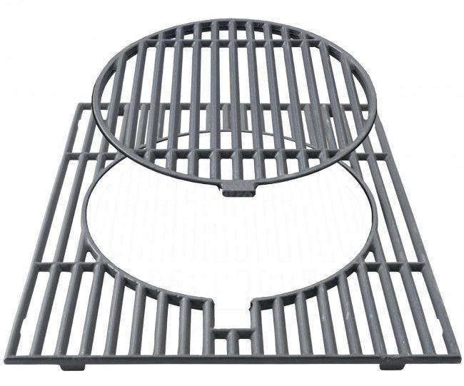 Ruszt żeliwny matowy z systemem Culinary Modular Campingaz (2000031300) --- OFICJALNY SKLEP Campingaz