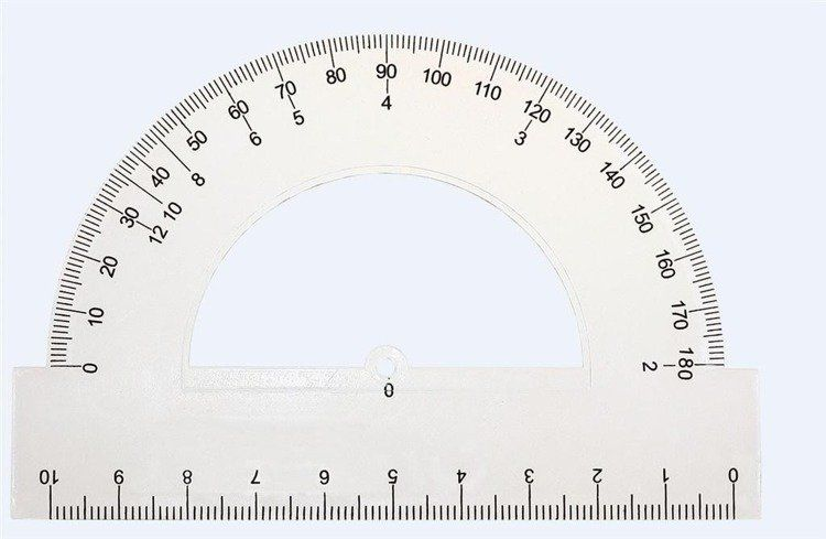 Kątomierz GR-840 10cm GRAND