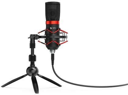 SPC Gear SM950T Streaming USB Microphone - szybka wysyłka!