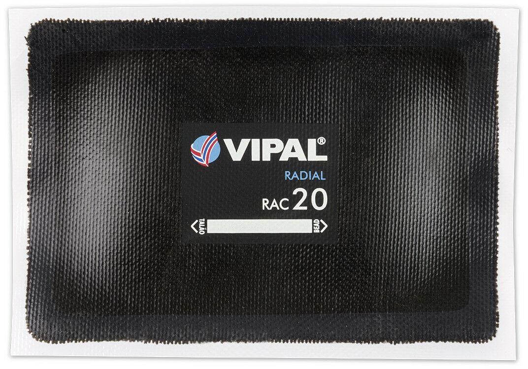 Łatka wkład Radialny Vipal 120x80mm RAC20 1szt - 120 x 80 mm