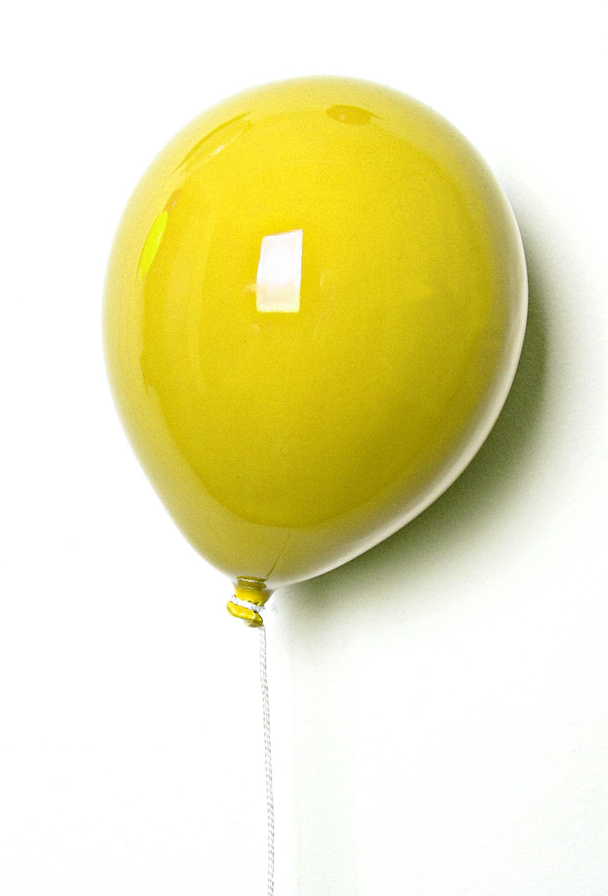 Wieszak Balonik Żółty