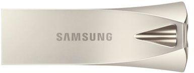 Pamięć USB SAMSUNG Bar Plus (2020) 128 GB Srebrny MUF-128BE3/APC