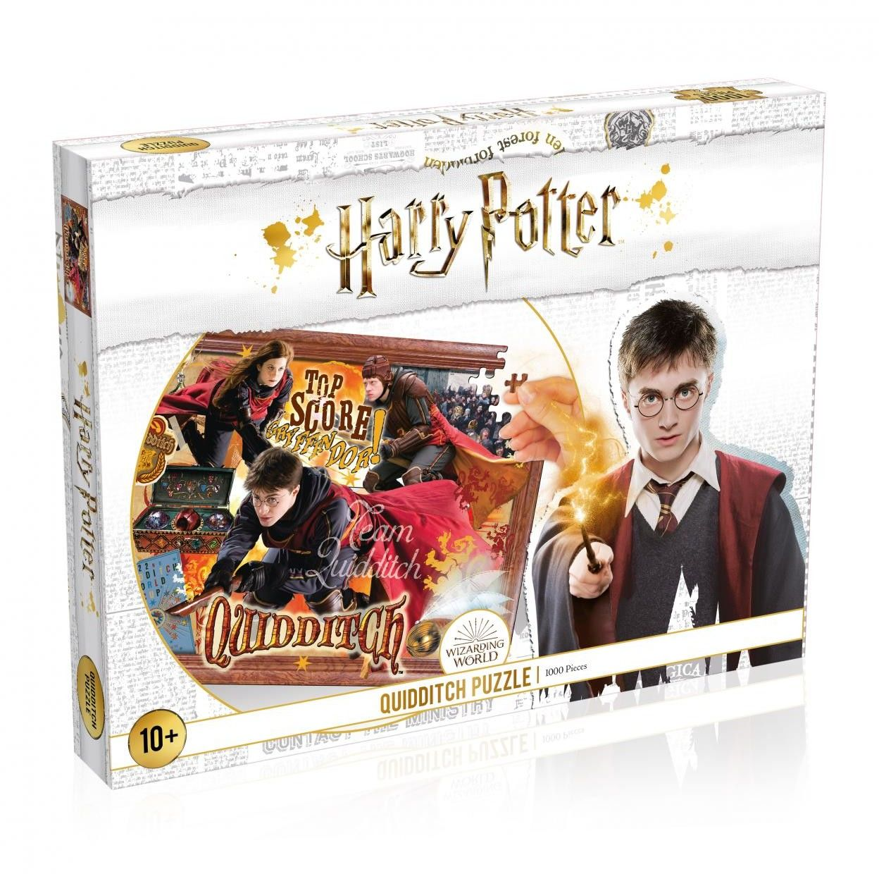 Puzzle WM 1000 Harry Potter Quidditch