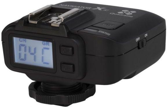 Quadralite Navigator X N - odbiornik do Nikon Quadralite Navigator X N - odbiornik do Nikon