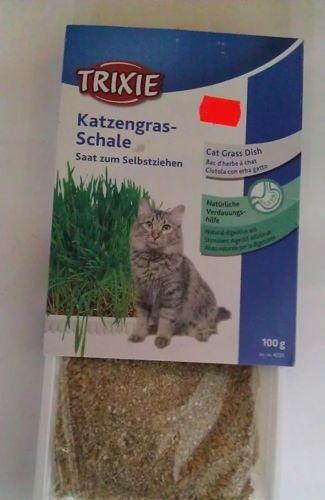 TRIXIE trawa dla kota w pudełku 100g