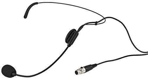IMG Stage Line HSE-72 Elektretowy mikrofon nagłowny