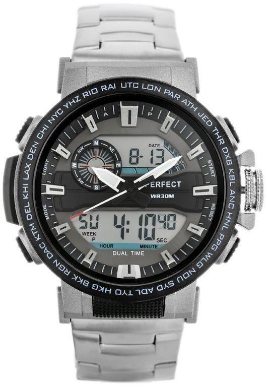 ZEGAREK MĘSKI PERFECT A8018 (zp309b)