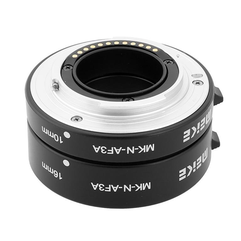 Pierścienie pośrednie makro Meike do Nikon 1