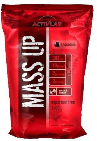 ActivLab Gainer Mass Up 1200 g kawa