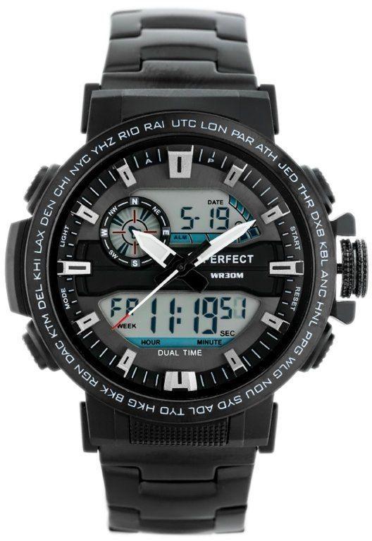 ZEGAREK MĘSKI PERFECT A8018 (zp309c)