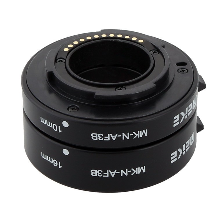 Pierścienie pośrednie makro Meike do Nikon 1 Econo