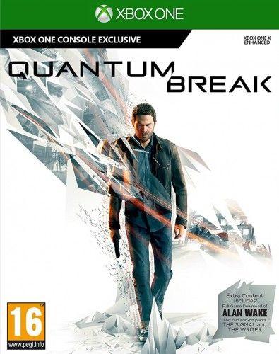 Quantum Break XOne