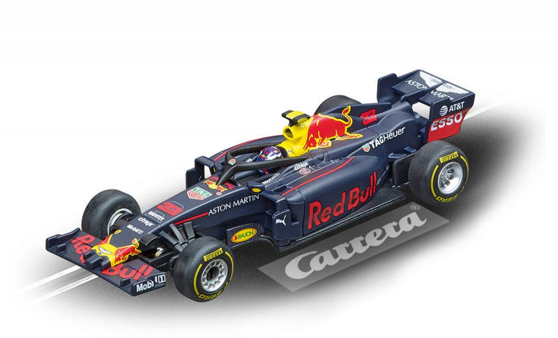 Carrera GO!!! - Red Bull Racing RB14 M.Verstappen, No.33 64144