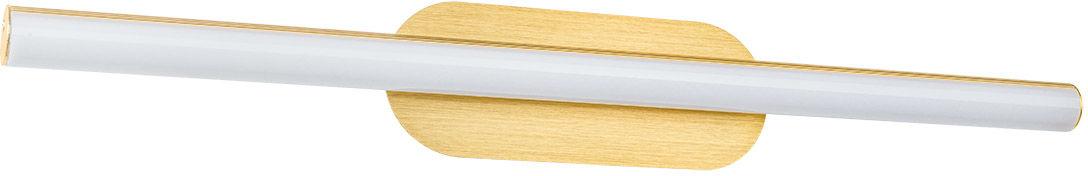 Italux kinkiet lampa ścienna Carter MB14405-01Z BB mosiądz LED 12W 3000K