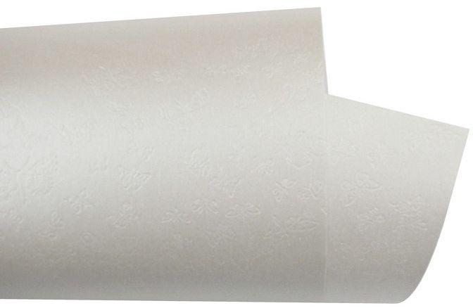 Papier ozdobny perłowy Motylki 20 ark A4 nr 6 1067-PO A4 375116, Gramatura: 110 g/m2