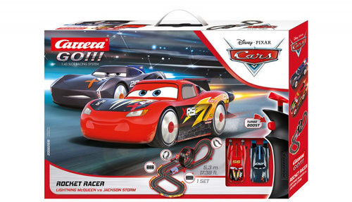 Carrera GO!!! - Disney Pixar Cars - Rocket Racer 62518