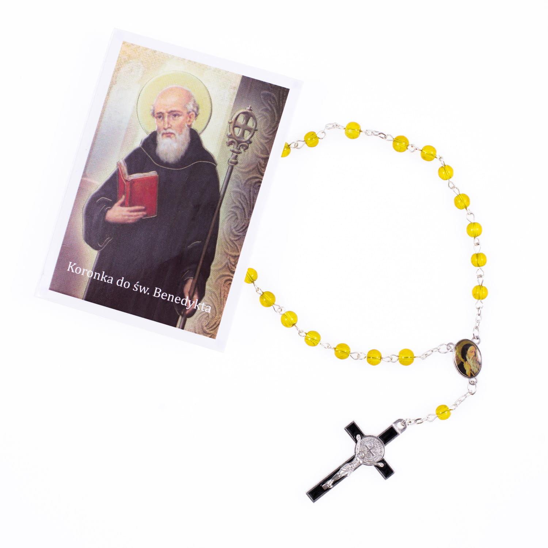 Koronka do Świętego Benedykta