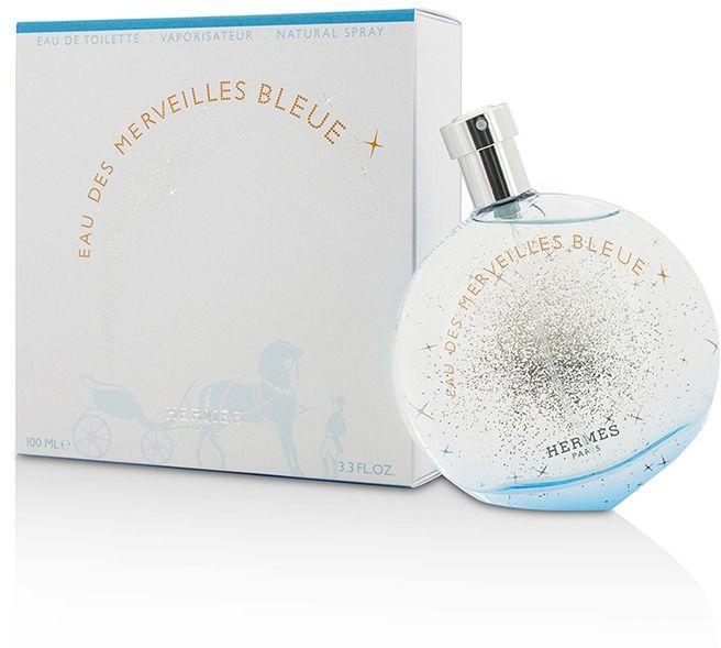 Hermes Eau Des Merveilles Bleue woda toaletowa - 100ml