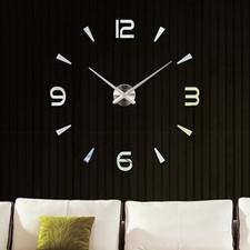 """Zegar ścienny """"zrób to sam"""" cichy #15S4 /315mm"""
