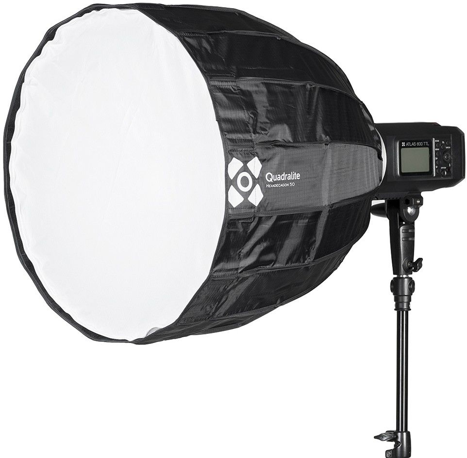 Softbox Quadralite Hexadecagon 50