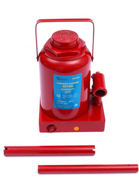 Podnośnik hydrauliczny butelkowy słupkowy 2T CE