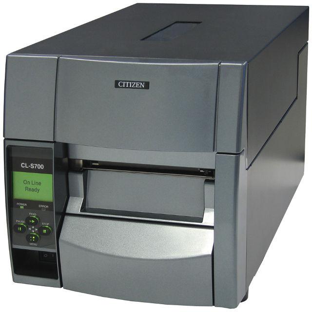 Półprzemysłowa drukarka kodów kreskowych Citizen CL-S700