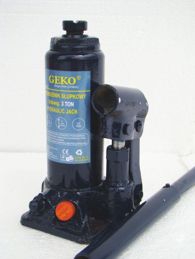 Podnośnik hydrauliczny słupkowy 3 TONY