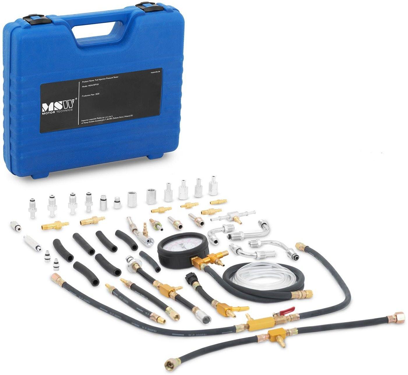 Miernik ciśnienia paliwa - benzyna - MSW - MSW-FIPT-01 - 3 lata gwarancji/wysyłka w 24h