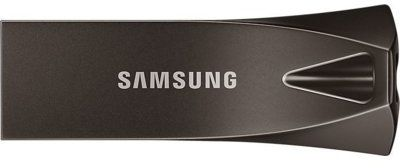 Pamięć USB SAMSUNG Bar Plus (2020) 128 GB Tytanowy MUF-128BE4/APC
