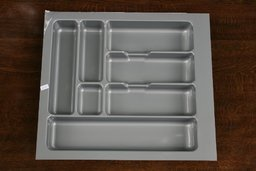 Wkład szuflady 490x50 aluminium (44cm x 49cm x 5cm)