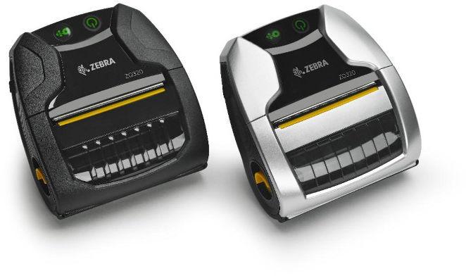 Przenośna drukarka etykiet Zebra ZQ320