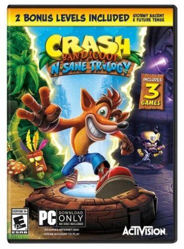 Crash Bandicoot N Sane Trilogy PC