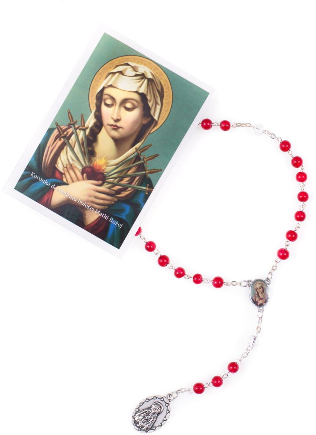 Różaniec - Koronka do siedmiu boleści Matki Bożej
