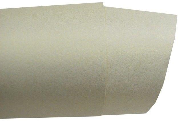 Papier ozdobny perłowy Kremowy Brokatowy 20 ark A4 nr18 375307 375291, Gramatura: 200 g/m2