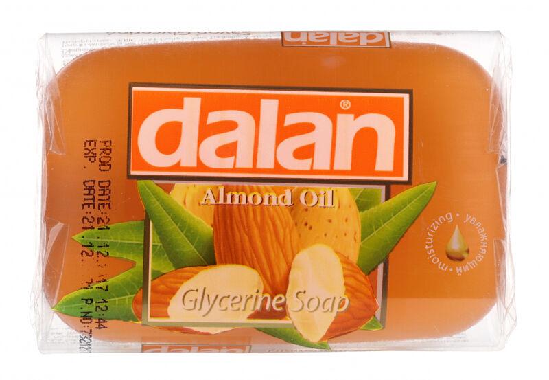 Dalan - Glycerin Soap - Mydło glicerynowe - Migdałowe