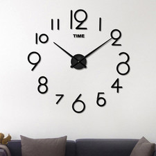 "Zegar ścienny ""zrób to sam"" cichy #16B4 /315mm"