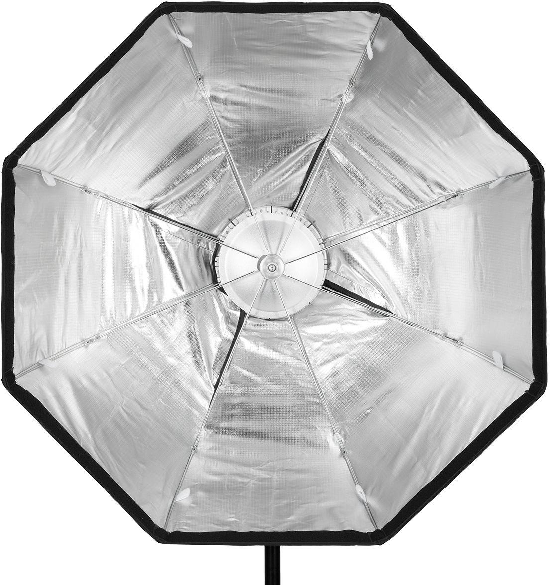 Quadralite Flex Foldable Beauty-Dish - modyfikator światła, softbox, 65cm Quadralite Flex Foldable Beauty-Dish