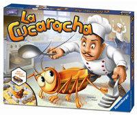 Ravensburger Gra La Cucaracha Złap robala 222520