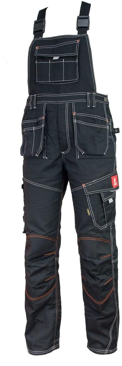 Spodnie robocze ogrodniczki Urgent URG-B r.48