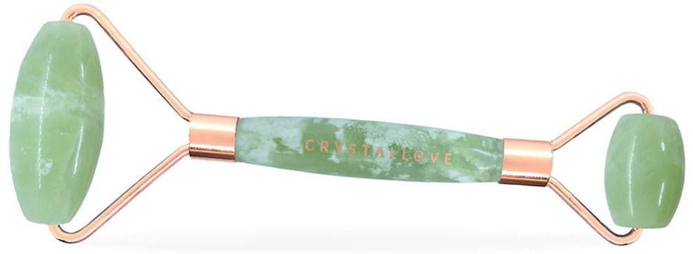 CRYSTALLOVE Masażer z jadeitu