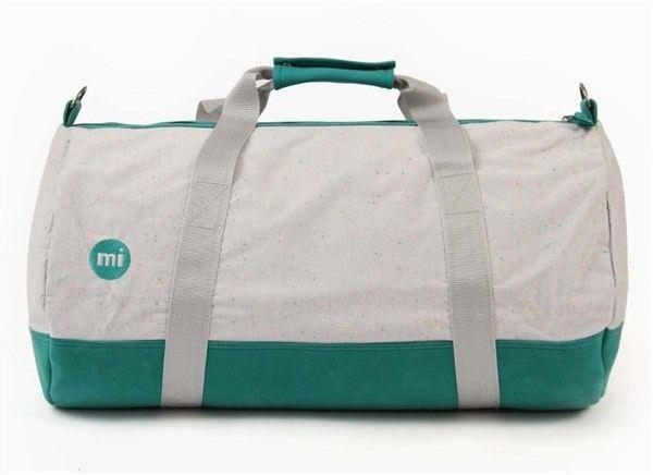 torba podróżna MI-PAC - Duffel Jersey Light Grey (001