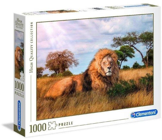 Puzzle 1000 HQ Lew 39479 - Clementoni