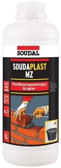 Plastyfikator Soudal 1 l