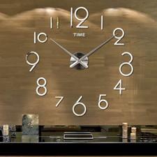 """Zegar ścienny """"zrób to sam"""" cichy #16S4 /315mm"""