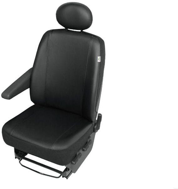 Pokrowiec na przedni fotel Practical DV1 L czarny