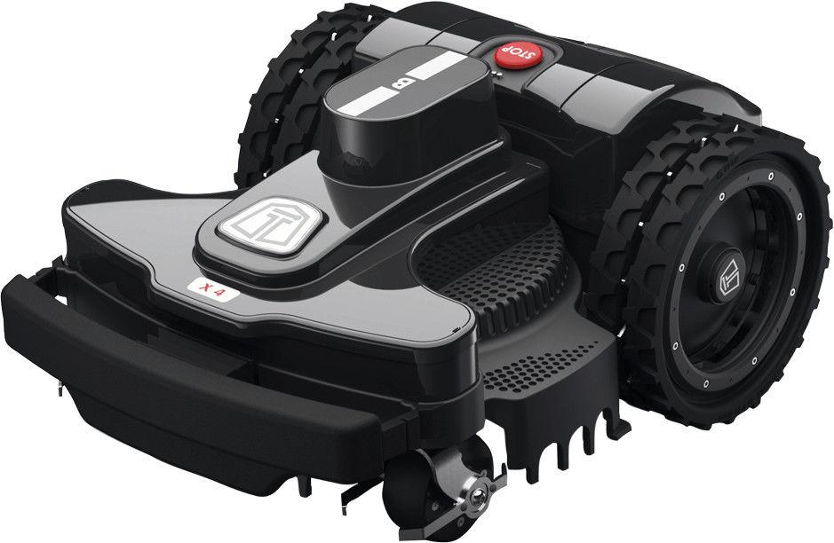 Ambrogio Robot koszący akumulatorowy NEXT TECH B X4 LIGHT (TH040B009Z) --- OFICJALNY SKLEP Zucchetti Ambrogio