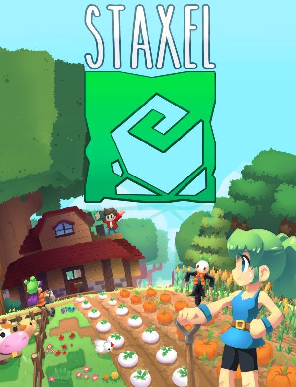 Staxel (PC) klucz Steam