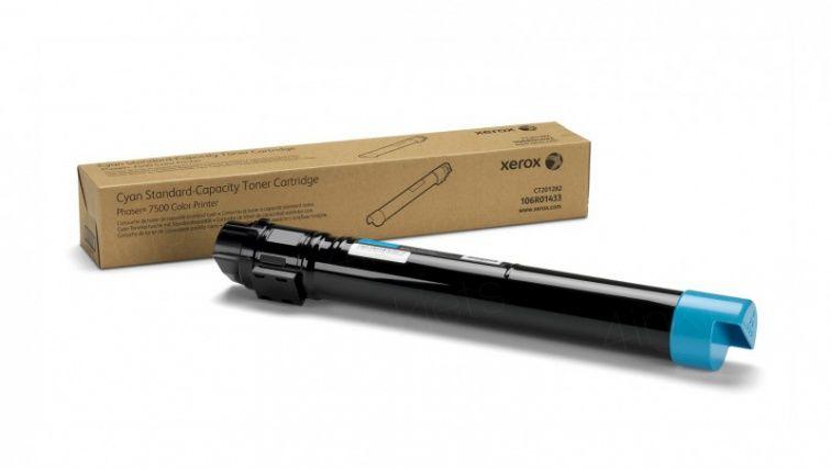 Toner błekitny do drukarki XEROX Phaser 7500 (106R01440)